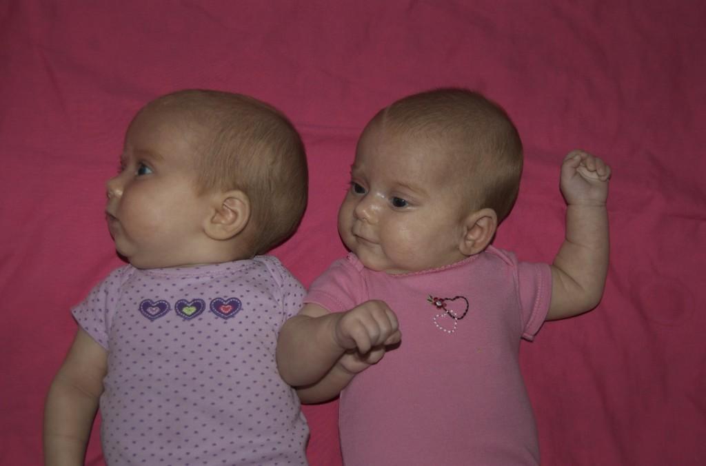 Anna May (left) & Molly (right)